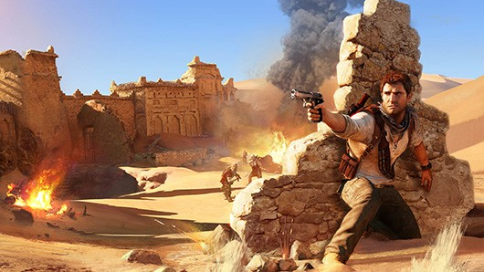 Uncharted 3 celebrates two years with free maps for all