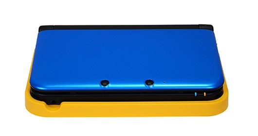 Colorful 3DS XL charging cradles arrive Oct 31, only on Club Nintendo