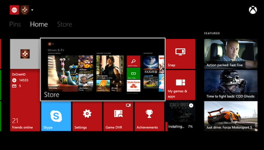 Report Xbox One dashboard, download details leak after consoles ship early