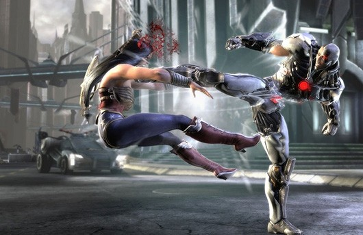 Preorder Injustice Ultimate Edition on Steam, earn 10% discount