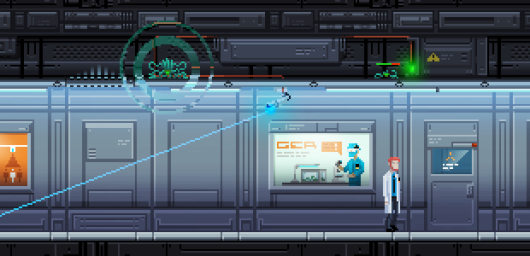 Extraterrestrial platformer Paradise Lost makes First Contact with Kickstarter