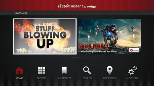 PS3 version of Redbox Instant has unique feature Movies With Balls