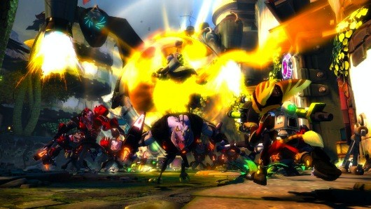 Ratchet & Clank Into the Nexus Review