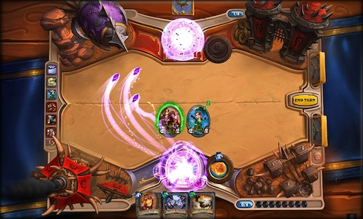 Hearthstone coming to iOS, Android in 2014, beta launching next month