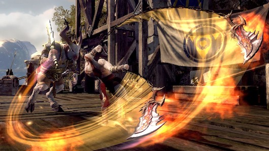 God of War Ascension director leaves Sony Santa Monica