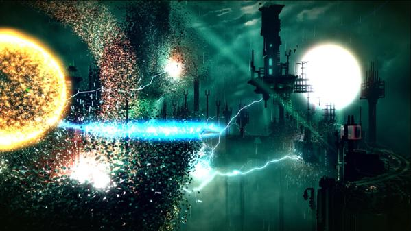 Resogun review Save the last humans, hopefully