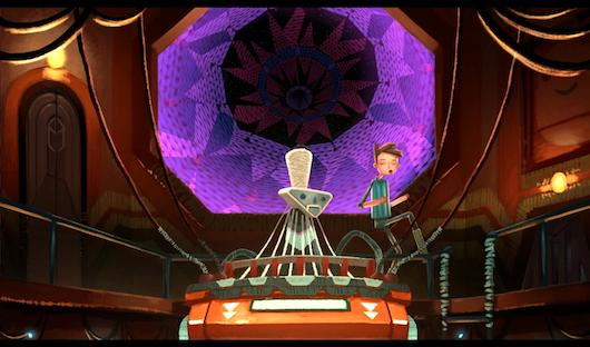 Adventure Time creator contributing his voice to Broken Age