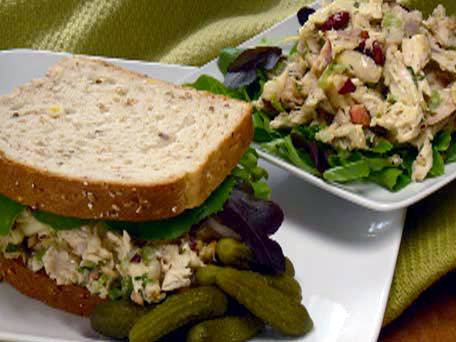 Waldorf Chicken Salad Updated
