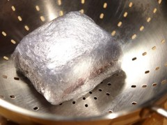 thawing meat