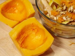 How to Peel, Seed and Cut Squash