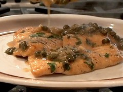Breaded Chicken Cutlets: Marsala and Piccata