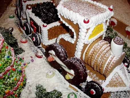 Gingerbread Houses Photo Gallery