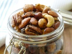 Sweet and Savory Mixed Nuts
