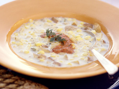 Slow cooker fish chowder for Fish chowder crock pot