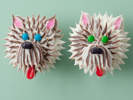 Terrible Terriers Cupcakes