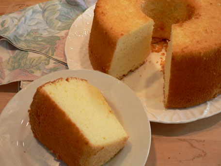 Chiffon Cake - American Classics