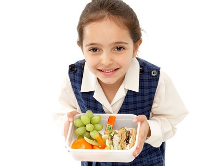Try This: Make Kids\' Bag Lunches Seem Appealing