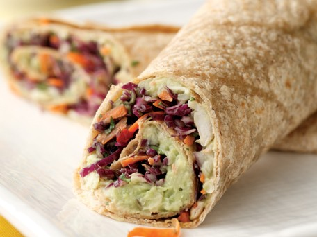 5 Creative Wraps for Weekday Lunches
