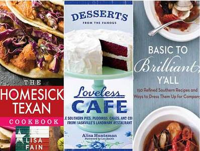 What\'s Cookin\' Y\'all? The Best New Southern Cookbooks