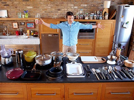Jamie Oliver Shares Tips and Recipes for No-Stress Dinners