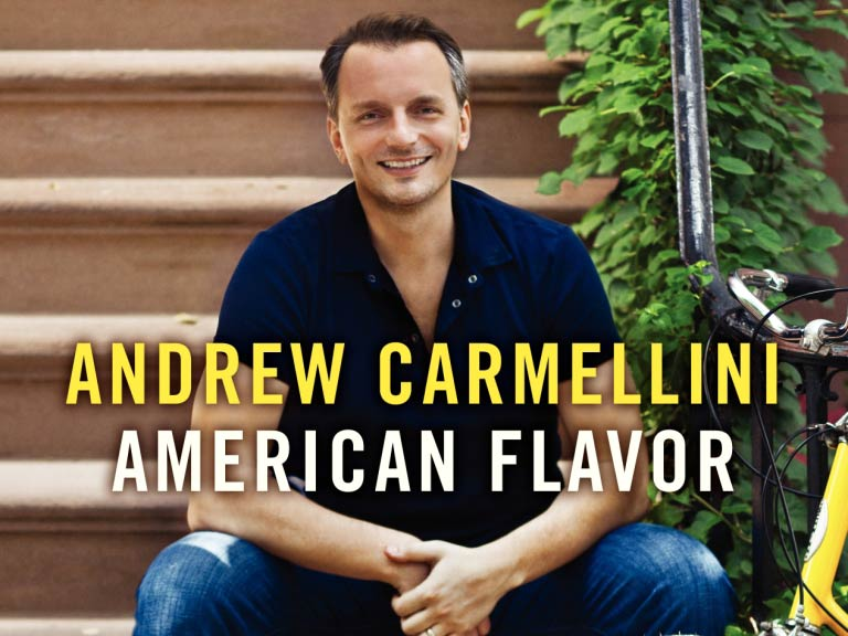 Cookbooks We Love: Andrew Carmellini\'s \'American Flavor\'