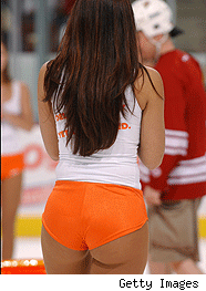 Hooters-girl-getty. www.lemondrop.com. Being a server is tough.