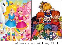 Rainbow Brite Characters | RM.