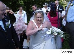 Joanne Kent embezzled money to pay for a glamorous wedding.