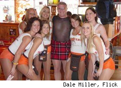 Hooters -- Doing It Our Way!
