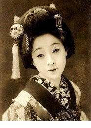 Geisha make up was often made from nightingale droppings.