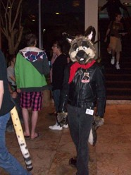 anthrocon 2010 - furry convention