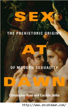 Sex At Dawn book cover