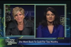 Jessie rosen, of Lemondrop.com, on the suze orman show