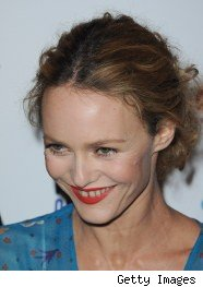 Vanessa Paradis scored Johnny Depp with her big, gapped-up smile