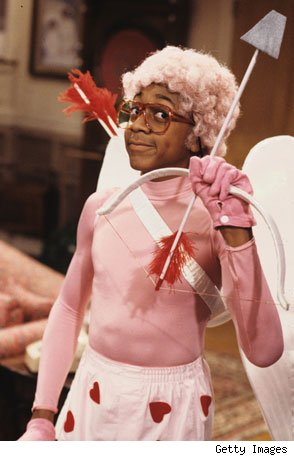 urkel cupid getty
