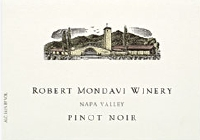 mondavi label