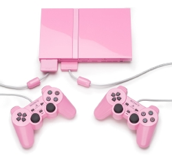 sony pink playstation2
