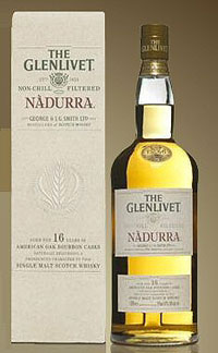glenlivet nadurra