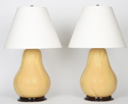 butternut gourd lamp