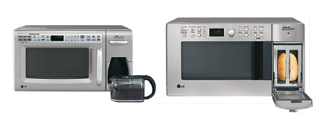 Coffee Maker Microwave Combo : Luxury Photos and Articles - StyleList