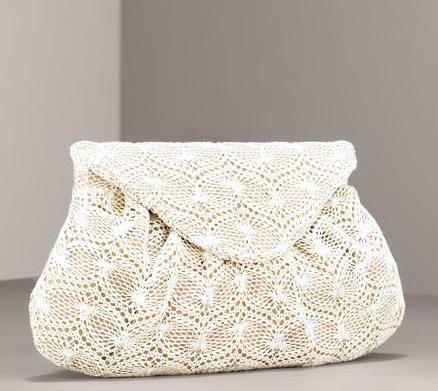 Crochet Clutch Lace Pattern : PATTERN FOR A CROCHET CLUTCH PURSE FREE PATTERNS