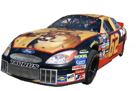 Talladega Nights Race Car Among Red Baron Auction Items