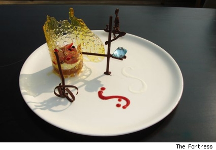 The most expensive dessert in the world