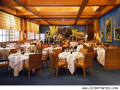 Le Bernardin in New York