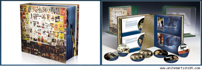 United Artists 90th Anniversary Prestige Collection Gift Set