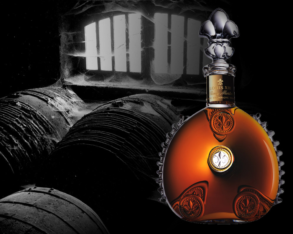Louis XIII de Rémy Martin's Robb Report Limited Edition Century-Old Barrel of Cognac