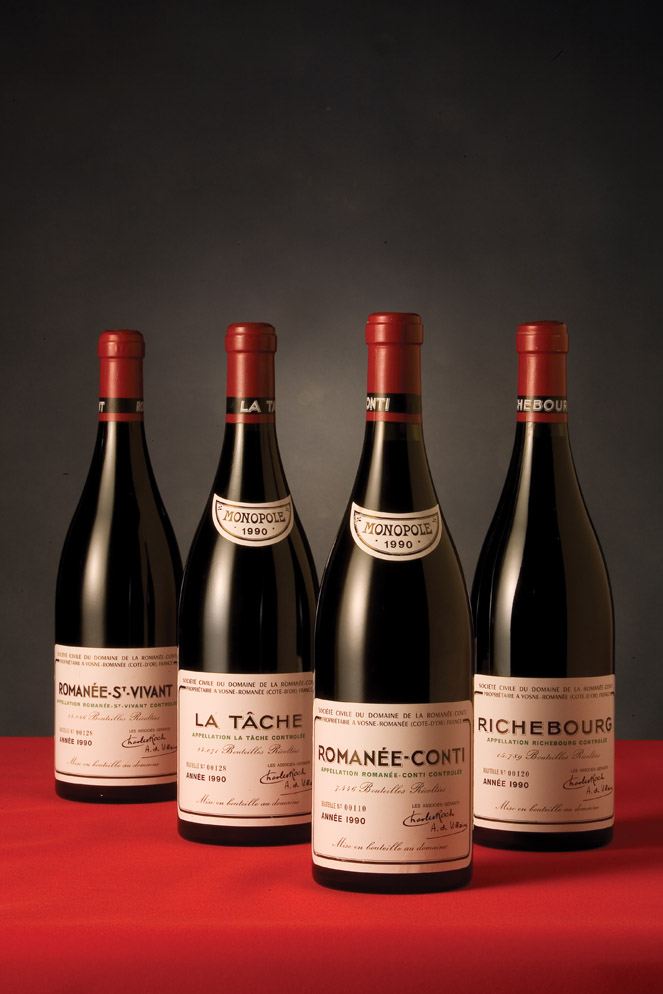 Terroir's Robb Report Limited Edition Definitive Burgundy Collection