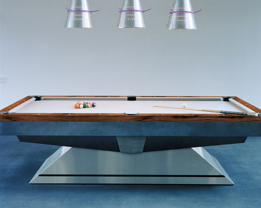 Monarch Billiards' Robb Report Limited Edition Cherry Hill Table