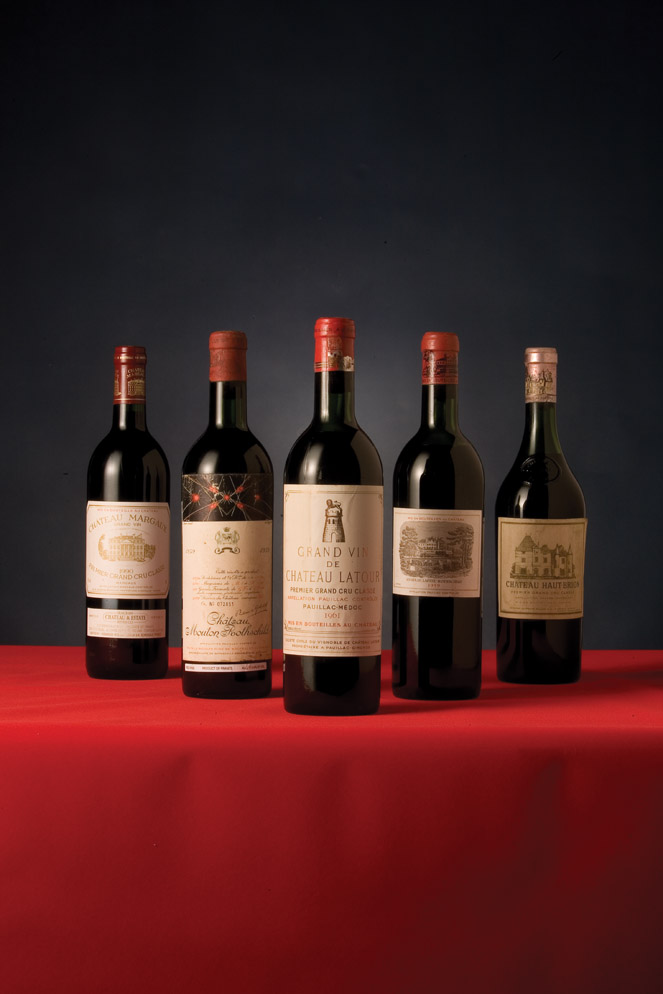 Terroir's Robb Report Limited Edition Definitive Bordeaux Collection