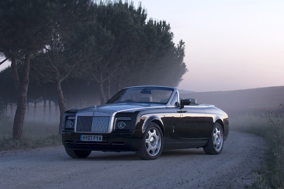 Rolls-Royce's Robb Report Limited Edition Bespoke Commission